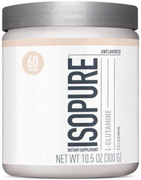 Nature's Best Glutamine Nature's Best Isopure L-Glutamine 60 servings