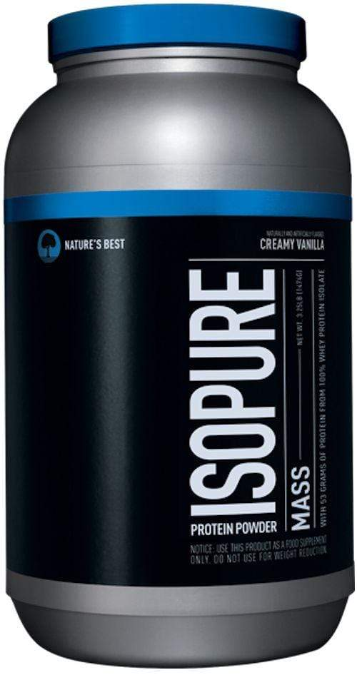 Isopure Protein Isopure Mass 3.25lbs