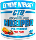 CTD Sports Noxipro 40 servings