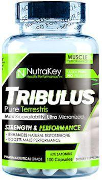 NutraKey Tribulus 100 Caps BLOWOUT