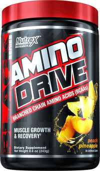 Nutrex Research BCAA Blackberry Lemonade Nutrex Amino Drive 30 servings