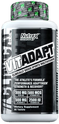 Nutrex Research Multi Vitamin Nutrex Vitadapt 90 Tabs
