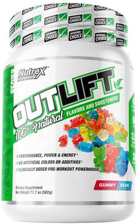 Nutrex Research Muscle Pumps Nutrex Outlift Natural 20 servings