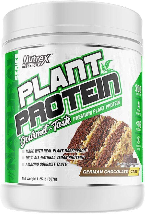 Nutrex Research Protein Nutrex Plant Protein 1.2 lbs