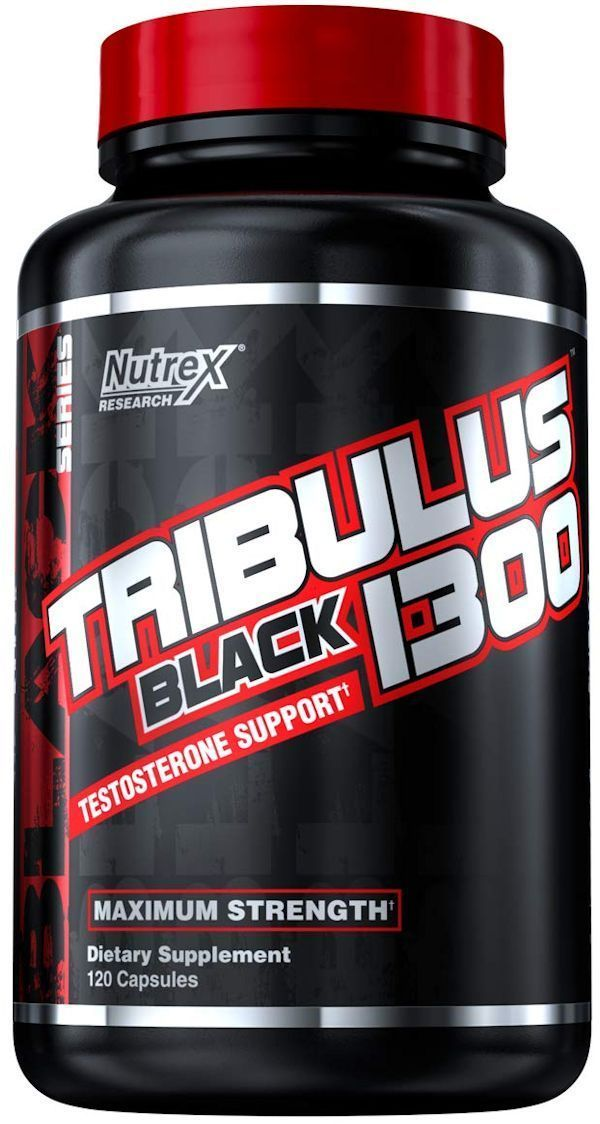 Nutrex Research Test Booster Nutrex Tribulus Black 1300