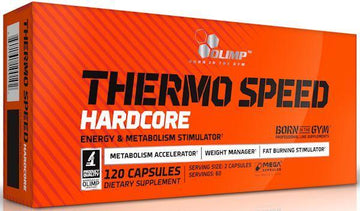 Olimp Labs Thermo Speed Hardcore 120 ct Clearance
