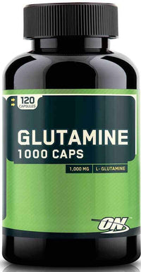 Optimum Nutrition Glutamine Optimum Glutamine 1000 120 Caps