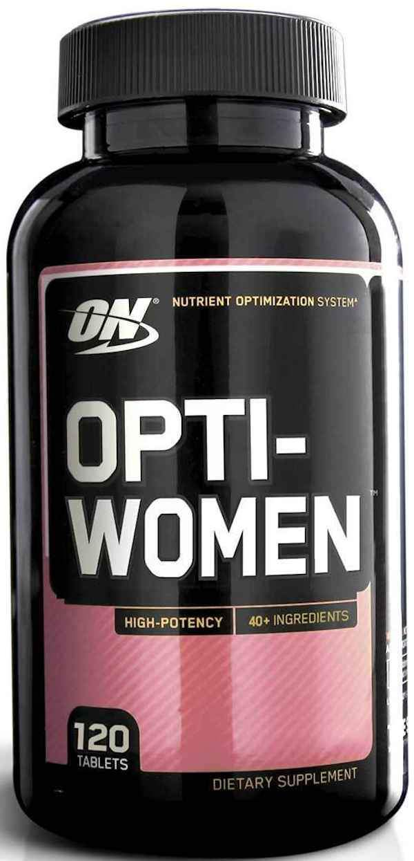 Optimum Nutrition Women' Health Optimum Opti-Women 120 caps