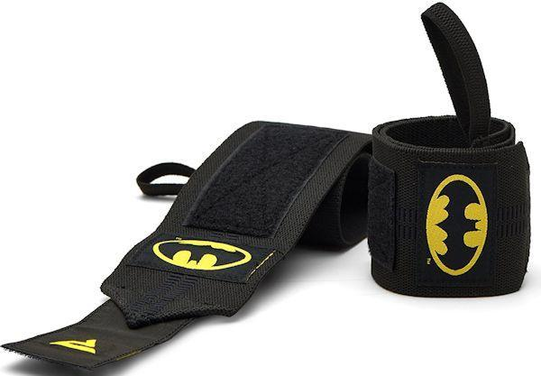 Perfect Shaker Wrist Wraps Batman Wrist Wraps Perfect Shaker