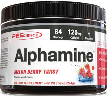 PEScience Alphamine 84 Servings