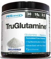 PEScience Glutamine PEScience TruGlutamine 30 servings