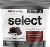 PEScience Protein Gourmet Chocolate PEScience Select Smart Mass 3.77Lbs