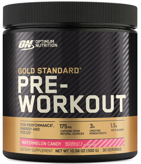 Optimum Nutrition Gold Standard Pre-Workout 30 servings