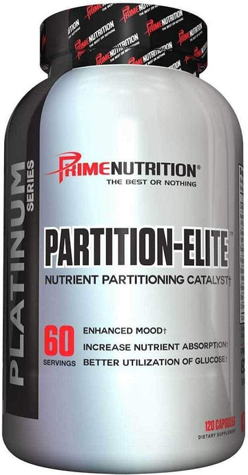 Prime Nutrition Partition Elite 120 Caps