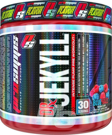 ProSupps DR. JEKYLL (ALERT This formula is discontinued limited supply) BLOWOUT