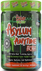 Psycho Pharma BCAAs Psycho Pharma Asylum Anytime BCAA 30 servings