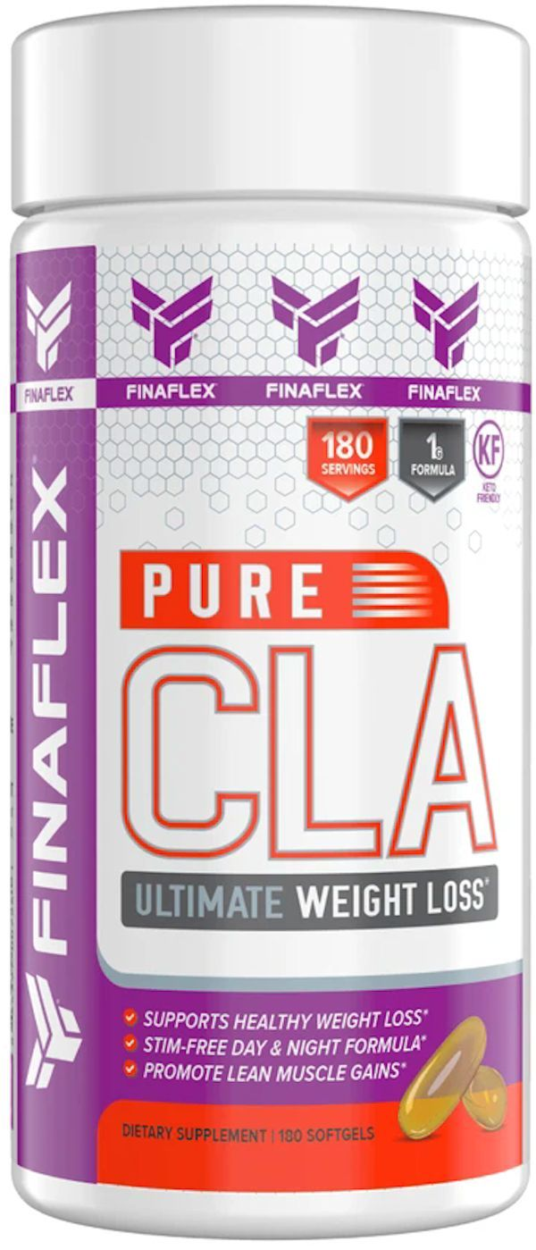 FinaFlex Pure CLA natural fat loss