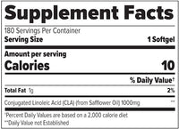 FinaFlex Pure CLA natural weight loss