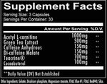 Redcon1 Weight Management RedCon1 Double Tap 90 Capsules
