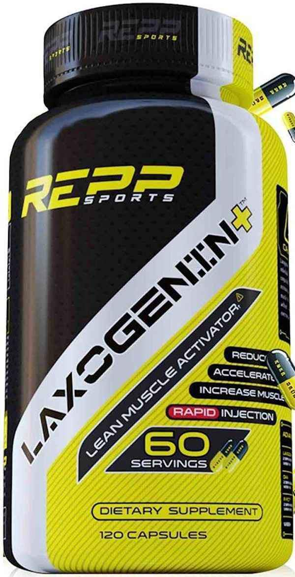 Repp Sports Lean Muscle Repp Sports LAXOGENIN+