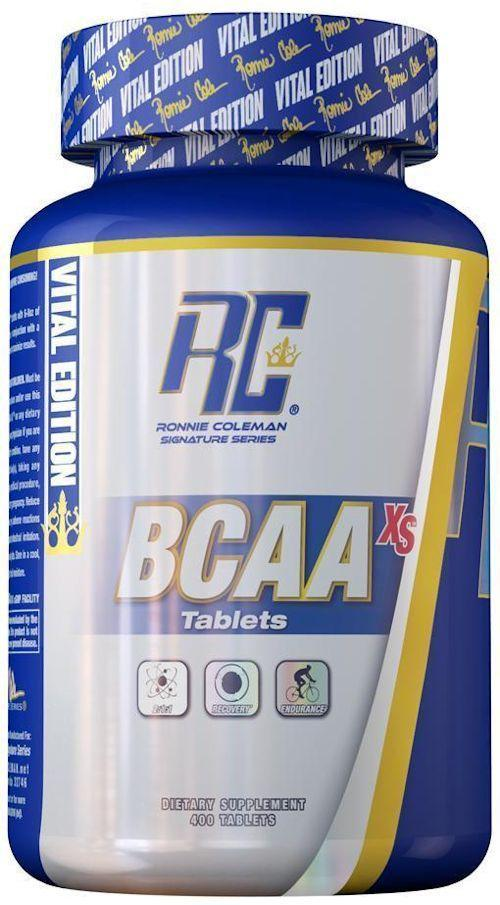 Ronnie Coleman BCAA Ronnie Coleman BCAA XS 400 Tabs