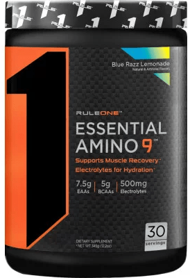 Rule 1 BCAA Rule 1 Essential Amino 9 30 servings