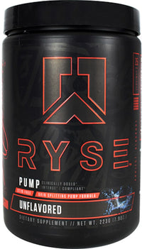 Ryse Pumps unflavored