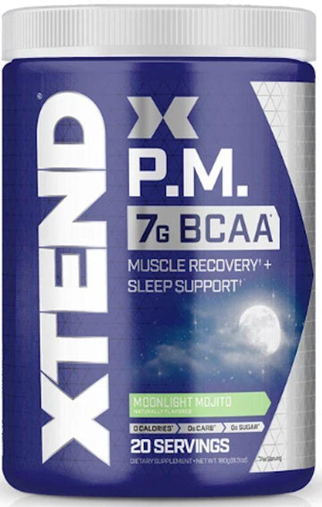 Scivation Xtend PM 20 servings