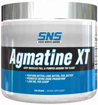 SNS Muscle Pumps SNS Agmatine XT Powder