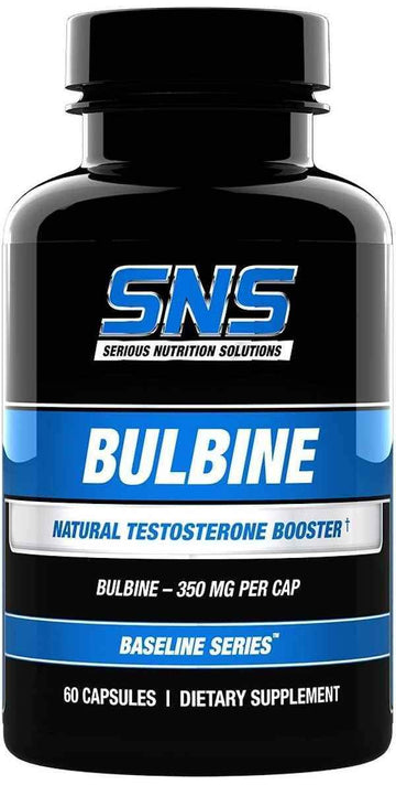 SNS Serious Nutrition Solutions Bulbine 60 caps