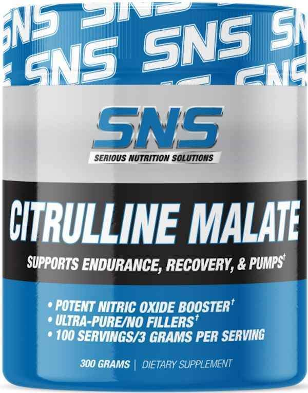 SNS Citrulline SNS Citrulline Malate Powder