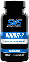 SNS Serious Nutrition Solutions Inhibit P 60 caps