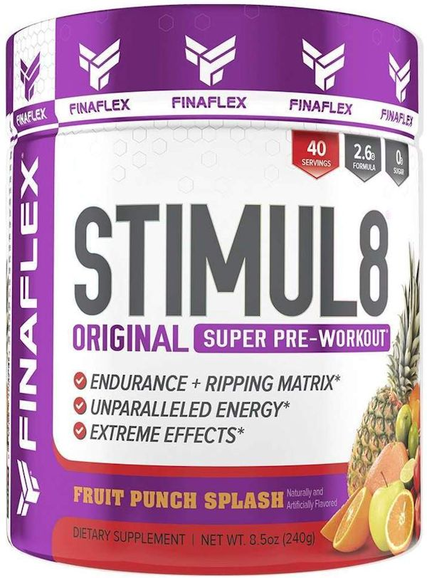 Finaflex Stimul8 40 servings