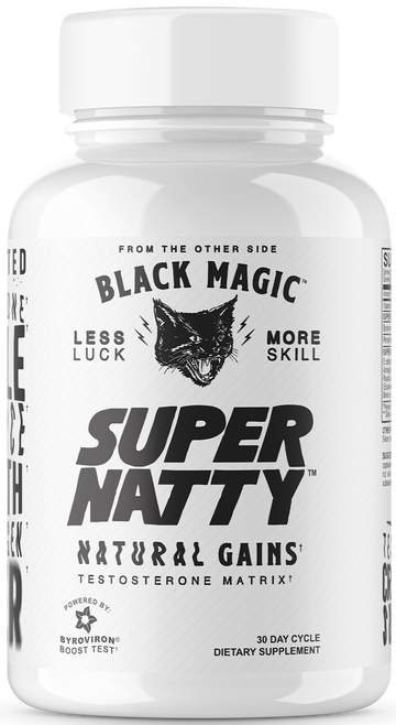 Black Magic Super Natty 120 caps