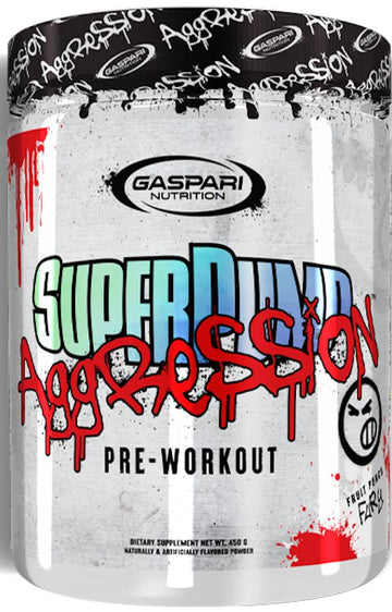 Gaspari Nutrition SuperPump Aggression