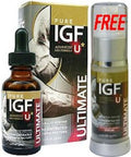 Pure I.G.F. Ultimate Pure Solutions 19.25 mg 2 oz 60 ml (FREE SERUM)