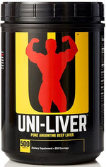 Universal Nutrition Liver Support Universal Nutrition Uni-Liver 500 tabs