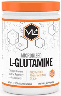 Vital Labs Glutamine Vital Labs Micronized L-Glutamine ON SALE