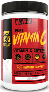 Mutant Nutrition Pure Vitamin C