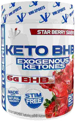 VMI Sports Fat Burner Starberry Savers VMI Sports Keto BHB