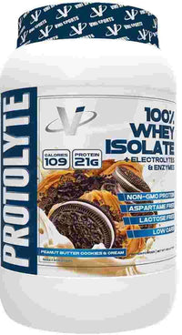 VMI Sports Protein Peanut Butter Cookies & Cream VMI Sports ProtoLyte 100% Whey Isolate 2lbs