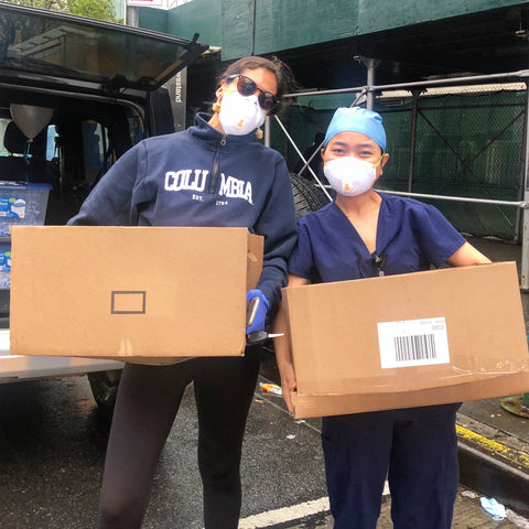 Chefanie food delivery during coronavirus pandemic