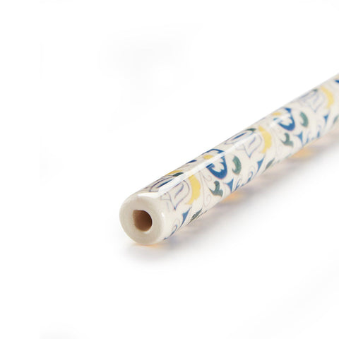 Signature Ceramic Straws, Set of 4 Signature Chefanie