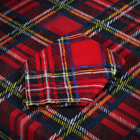 Tartan Napkins, Set of 4