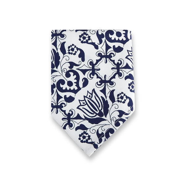 Blue & White Napkins, Set of 4 - Chefanie