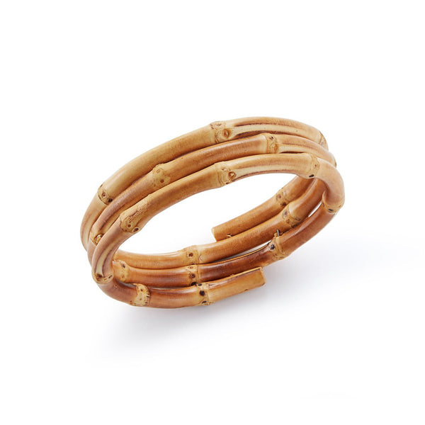 Bamboo Bangle Bracelet - Chefanie
