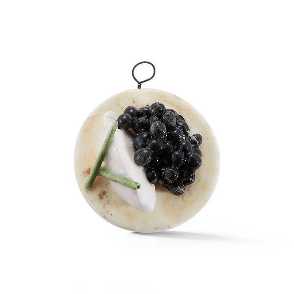 Caviar Blini Tree Ornament - Chefanie