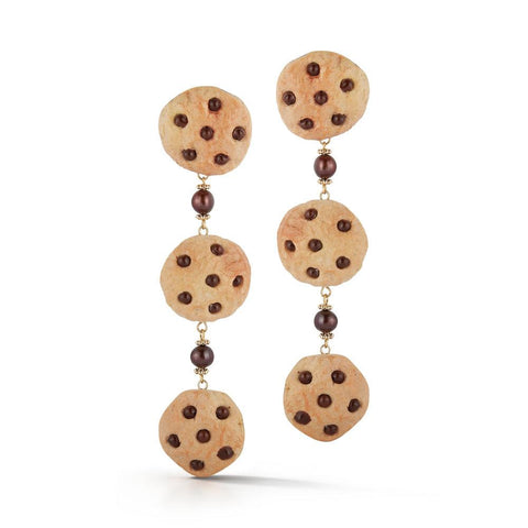 Cookie Bite Earrings