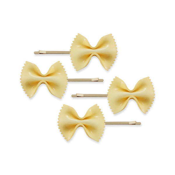 Farfalle Barrettes, Set of 4 Chefanie