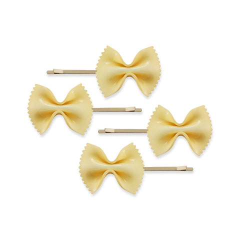 Farfalle Barrettes, Set of 4